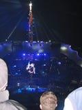 U2 Concert stock photography