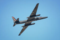 U2 de Vliegtuigen van de Verkenning Royalty-vrije Stock Afbeeldingen