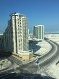 UAE-byggande Arkivbilder