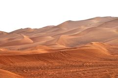 UAE Deserts stock photography