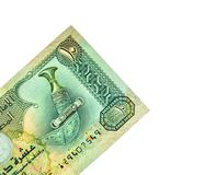 UAE-Dirham Fotografering för Bildbyråer