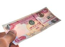 UAE-Dirham Royaltyfria Bilder