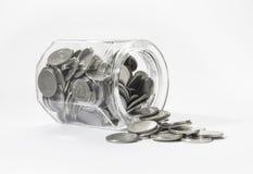 UAE Dirhams coins Stock Photos