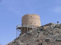 UAE heritage. Located in Hatta, United Arab Emirates Stock Photos