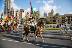 UAE National Day parade Stock Photos