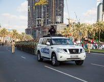 UAE National Day parade Stock Photography