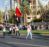 UAE National Day parade Royalty Free Stock Photos