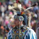 Uau do prisioneiro de guerra dos indianos de San Manuel - 2012 fotos de stock royalty free