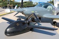 UAV Fotografia Stock Libera da Diritti