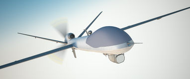 UAV de bourdon Image libre de droits