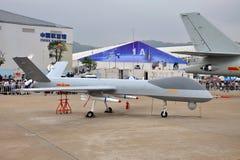 UAV de bourdon Photographie stock libre de droits