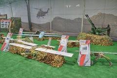 UAV dell'artigianato fotografie stock