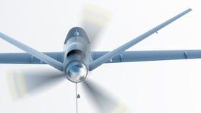 UAV do zangão Imagens de Stock