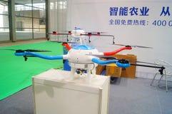 UAV exhibition sales Stock Images