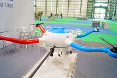 UAV exhibition sales Stock Image