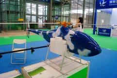 UAV exhibition sales Royalty Free Stock Image