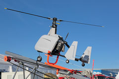 UAV helicopter Stock Image