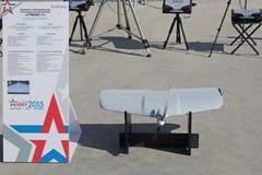 The UAV system Granat-1 Royalty Free Stock Photo
