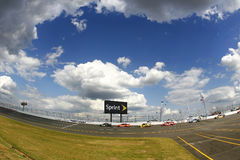 UAW-Ford 500 at Talladega Superspeedway Stock Image