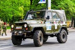 UAZ 3151 photographie stock