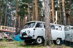 UAZ 2206 Lizenzfreie Stockfotografie