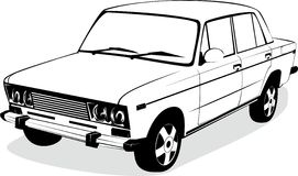 UAZ Royalty Free Stock Images