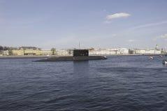 ubåt Royaltyfri Fotografi