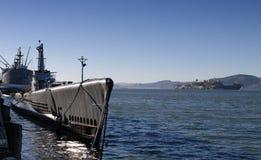 ubåt Arkivfoton