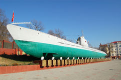 ubåt Arkivbilder