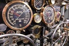 Ubåt USS Silvesides för Förenta staternamarin arkivbilder