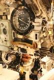 Ubåtkontrollsystem Royaltyfria Foton