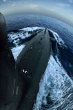ubåtyttersida Royaltyfri Bild