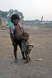 Ubóstwo Fotografia Stock