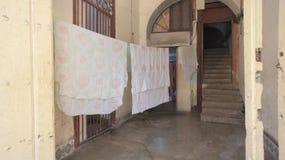 Ubóstwo w Havana. Kuba. zdjęcia stock