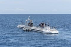 Ub?t fungerings av Atlantis Waikiki ub?taff?rsf?retag royaltyfri foto