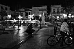 Uban life in Aracena Royalty Free Stock Photography