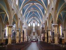 Ubate Kirche Lizenzfreies Stockbild