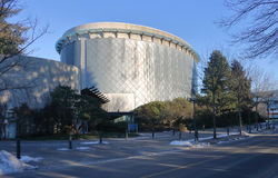 The UBC Chan Center Royalty Free Stock Photos