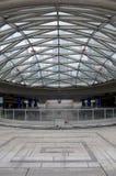 UBC Robson Square Ice Ring Stock Photos