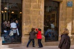 Ubeda, Ανδαλουσία, Ισπανία Στοκ φωτογραφία με δικαίωμα ελεύθερης χρήσης