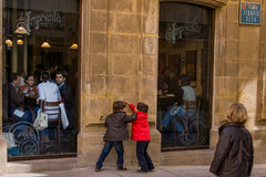 Ubeda, Andalusia, Spain Royalty Free Stock Photography