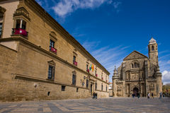 Ubeda, Andalusia, Spain Stock Image