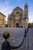 Ubeda, a Andaluzia, Espanha imagem de stock royalty free