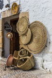 Ubeda baskets Stock Images