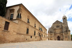 Ubeda Jaen Provincie Spanje royalty-vrije stock foto's