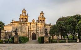 Ubeda Santa Maria kyrka Royaltyfri Foto