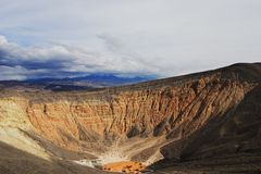 Free Ubehebe Crater Stock Photography - 1129782