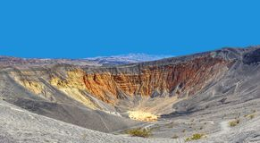Free Ubehebe Crater Death Valley Stock Photos - 165746583
