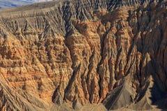 Ubehebe Crater Royalty Free Stock Image