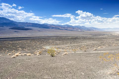 Ubehebe Crater in Death Valley National Park, California Stock Photos
